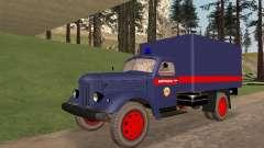 ZIL 157 de la police
