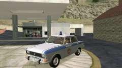Moskvich 2140 Police