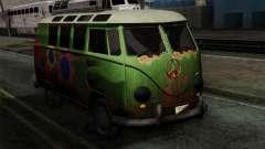 Volkswagen Microbus pour GTA San Andreas