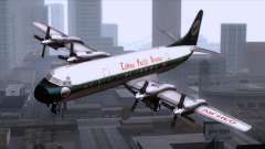 L-188 Electra Cathay P