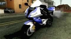 BMW S1000RR HP4 v2 Blue