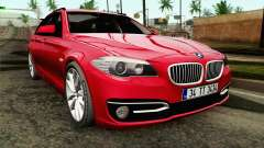 BMW 530d F11 Facelift IVF