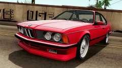 BMW M635CSI E24 1986 V1.0