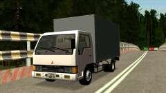Mitsubishi Fuso Canter 1989 Aluminium Van