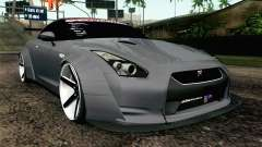 Nissan GT-R 2014 RocketBunny
