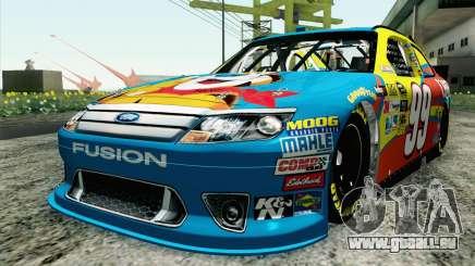 NASCAR Ford Fusion 2012 Short Track für GTA San Andreas