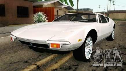 De Tomaso Pantera 1971 für GTA San Andreas