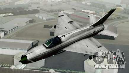 MIG-21MF Vietnam Air Force für GTA San Andreas