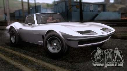 GTA 5 Invetero Coquette Classic TL SA Mobile für GTA San Andreas