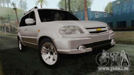 Chevrolet Niva für GTA San Andreas