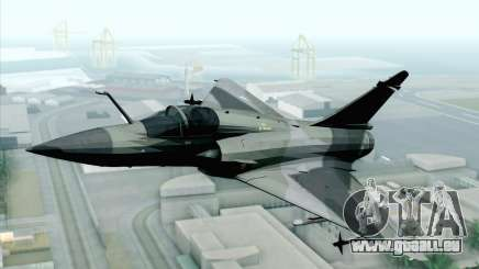 Dassault Mirage 2000 ISAF pour GTA San Andreas
