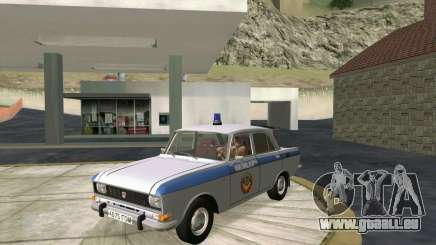 Moskwitsch 2140 Polizei für GTA San Andreas