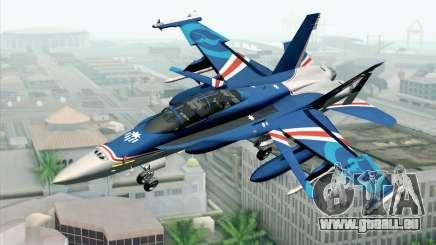 F-18D RAAF 20th Anniversary pour GTA San Andreas