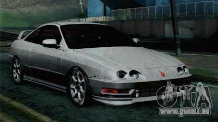Acura Integra Type R 2001 Stock pour GTA San Andreas