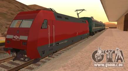 Israeli Train pour GTA San Andreas