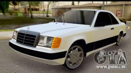 Mercedes Benz E320 W124 Coupe für GTA San Andreas