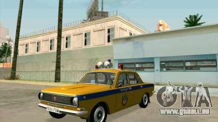 Volga 24-10 GAI pour GTA San Andreas