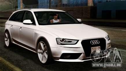 Audi A4 Avant 2013 für GTA San Andreas