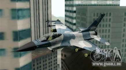F-16 Osean Air Defense Force für GTA San Andreas