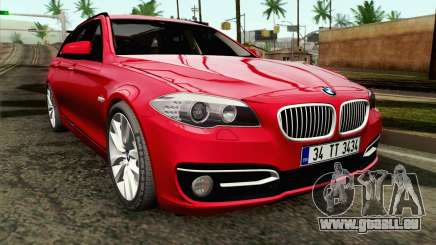 BMW 530d F11 Facelift IVF für GTA San Andreas