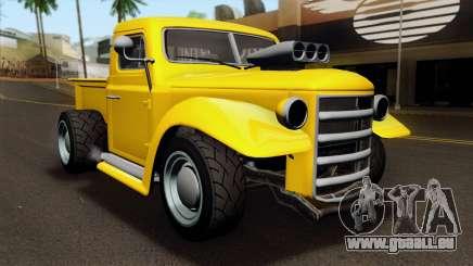 GTA 5 Bravado Rat-Truck für GTA San Andreas