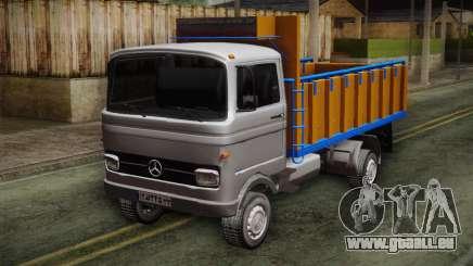 Mercedes-Benz Khavar für GTA San Andreas