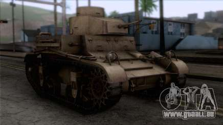 M2 Light Tank pour GTA San Andreas