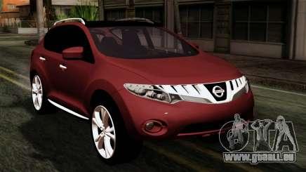 Nissan Murano 2008 pour GTA San Andreas