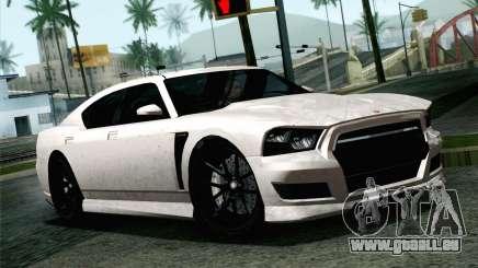 GTA 5 Bravado Buffalo S v2 IVF pour GTA San Andreas