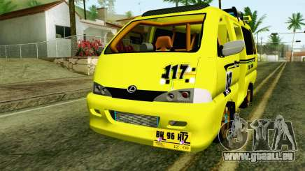 Daihatsu Espass Angkot YRT pour GTA San Andreas