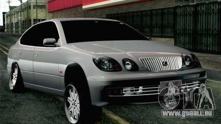 Lexus GS 300 für GTA San Andreas