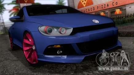 Volkswagen Scirocco GT 2009 pour GTA San Andreas
