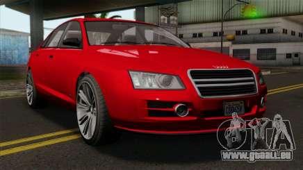 GTA 5 Obey Tailgater für GTA San Andreas