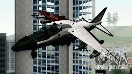 Hydra ADFX-02 Pixy pour GTA San Andreas