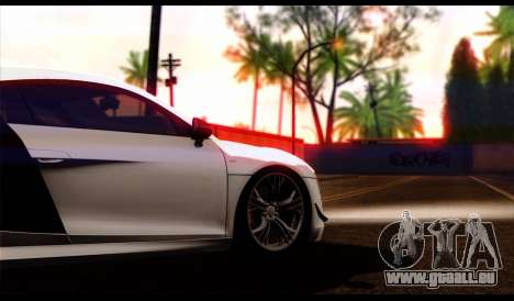 ENB J.F ProjeT 3.0 für GTA San Andreas fünften Screenshot