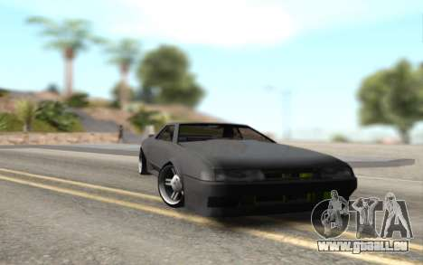Elegy Drift by Randy v1.1 pour GTA San Andreas