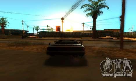 ENB 1.5 & Wonder Timecyc pour GTA San Andreas cinquième écran