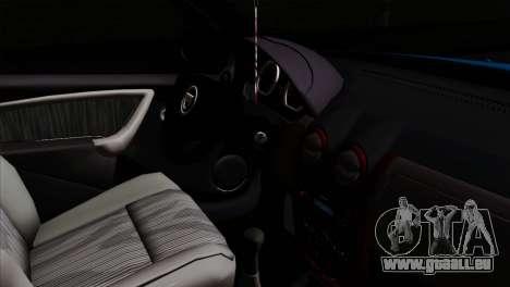 Dacia Duster Van für GTA San Andreas rechten Ansicht