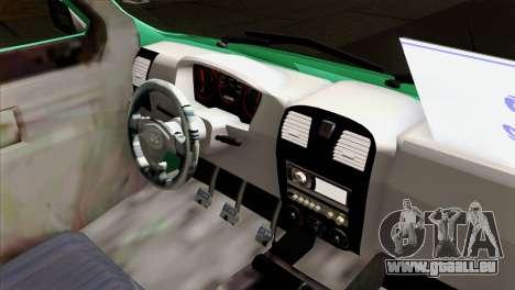 Toyota Microbus v2 für GTA San Andreas rechten Ansicht