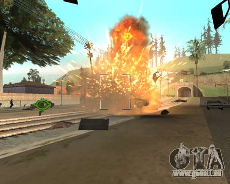 Good Effects v1.1 pour GTA San Andreas
