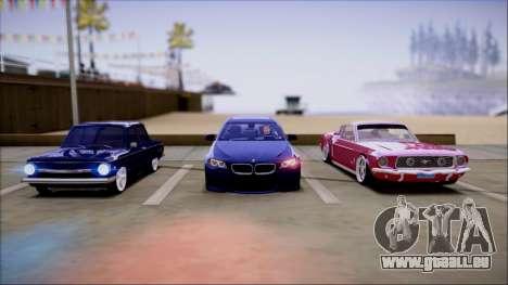 Reflective ENBSeries v2.0 pour GTA San Andreas troisième écran