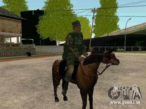 Kuban Cossack pour GTA San Andreas neuvième écran