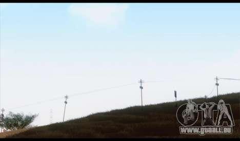 ENB Pavanjit v4 für GTA San Andreas achten Screenshot