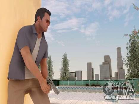 ENB pour les moyennes PC par WD pour GTA San Andreas