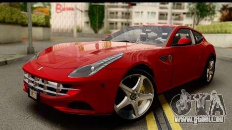 NFS Rivals Ferrari FF für GTA San Andreas