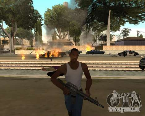 Good Effects v1.1 pour GTA San Andreas quatrième écran