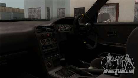 Nissan Skyline R33 Drift JDM für GTA San Andreas rechten Ansicht