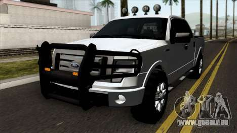 Ford F-150 4X4 Off Road pour GTA San Andreas