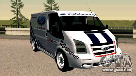 Ford Transit für GTA San Andreas
