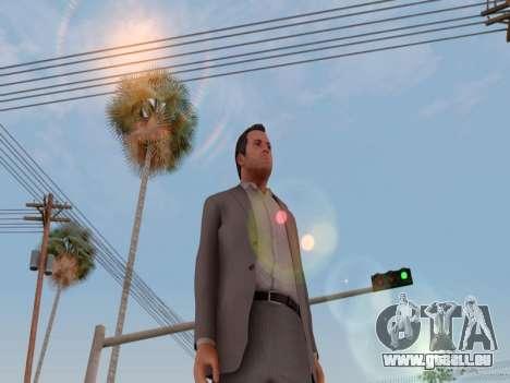 ENB für Mittel-PC von WD für GTA San Andreas siebten Screenshot